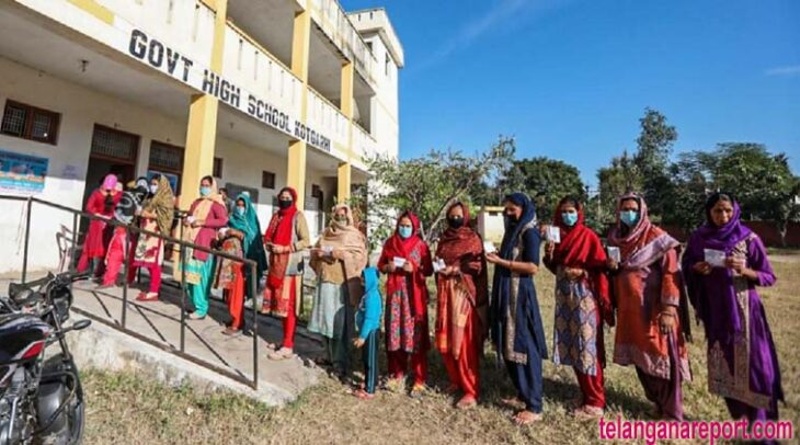 15 percent independent candidates won DDC polls in J-K